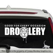 Shar Pei Droolery