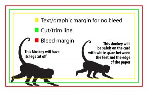 bleed margin