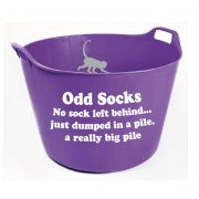 odd sock bucket
