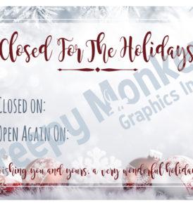 Closed_holidays